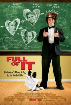 Palavra - Full Of It - 2007 - DVDRip Film Afis Movie Poster