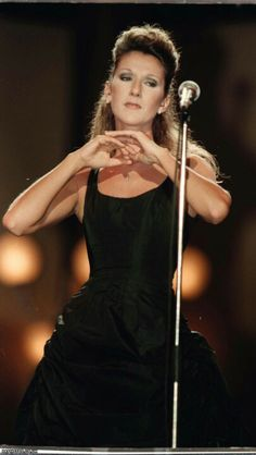 """Celine Dion collaborated with opera singer Luciano Pavorotti for a duet for the song """"I hate you, then I love you."""" for Celine's album, Let's talk about love. It was performed live (image above) in Pavorotti's Concert last June 9, 1998"""