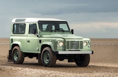 2015 Land Rover Defender Heritage Edition