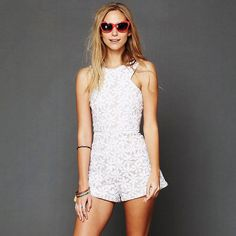 rompers for spring 2013