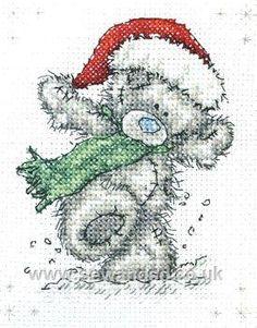 Tatty Teddy - Snowy Days cross stitch