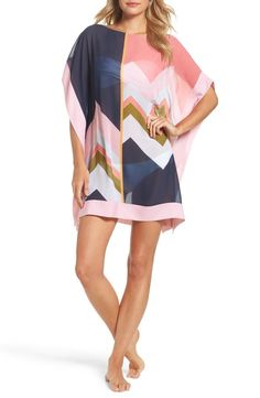d2018c80cae4 Ted Baker Mississippi Print Cover-Up Dress Cover Up