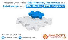 Enterprise Application Integration, Relationship, Shapes