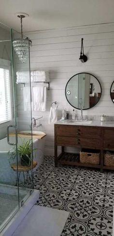 Amazing Bathroom Inspiration William Double Euro Bathtub Bathtub - American Bath Factory Reasons to Bathroom Tile Designs, Bathroom Renos, Bathroom Flooring, Bathroom Renovations, Bathroom Interior, Modern Bathroom, Modern Bathtub, Bathroom Ideas, Master Bathrooms