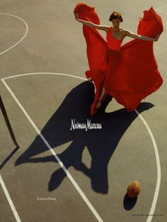 Neiman Marcus: Art of Fashion campaign