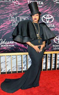 erykah badu The 2015 Soul Train Music Awards