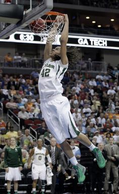 """That's how a """"lady"""" dunks! Woot Woot!"""