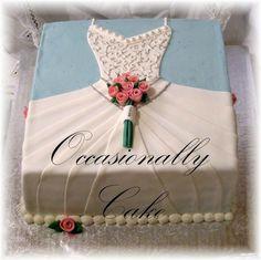 Bridal shower cake idea