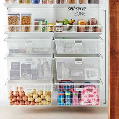 Set up your kitchen well from the moment you move in. Expert Organiser Anita Birges shows you how! Ranch Kitchen, Kitchen Reno, Kitchen Ideas, Organization Station, Kitchen Organization, Spiral Vegetable Cutter, Pantry Essentials, Self Serve, Moving House