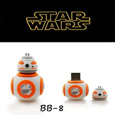 Barato Os Star wars bb 8 pen drive de armazenamento externo usb pendrive de 4 GB 8 g 16 g 32 g 64 g usb Flash drive Flash Card, Compro Qualidade Drivers USB Flash diretamente de fornecedores da China:    Hot Sale Cute Mickey Minnie USB Flash Drive  Pendrive 4GB 8GB 16GB USB Stick External Memory Storage Pen DriveUSD 3.8