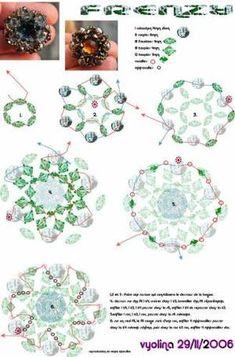 schéma bague Frenzy - vyolina's blog - Skyrock.com