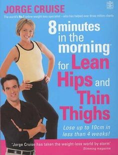 NEW 8 Minutes in the Morning for Lean Hips and Thin Thighs (Paperback)