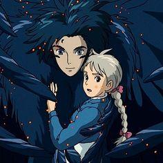A collection of Studio Ghibli soundtracks