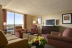 Hilton - Parlor Suite