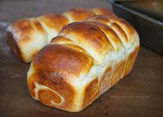 Sandra's Easy Cooking: Soft Milk Bread {Hokkaido Toast}