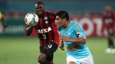 Atlético Paranaense 2-1 Sporting Cristal en vivo por la Copa Libertadores que pena por sporting cristal