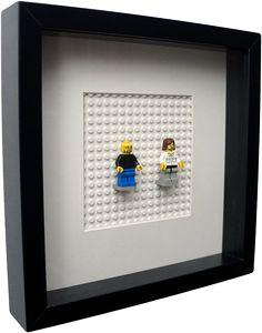 Famous Frame - Bilderrahmen für LEGO Minifiguren