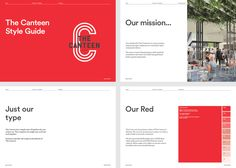 The Canteen by Maud — The Brand Identity