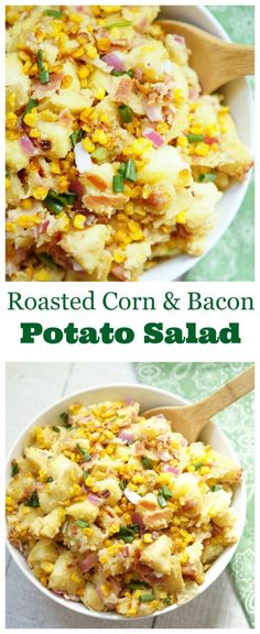 ... be Merry | Pinterest | Roasted Corn, Corn Chowder and Grilled Shrimp