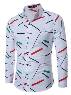 Cheap social masculina, Buy Quality camisa social masculina directly from China dress shirt men Suppliers: 2017 Brand New Men Shirt Male Dress Shirts Men's Fashion Casual Long Sleeve Business Formal Shirt camisa social masculina Cool Shirts For Men, Casual Shirts For Men, Men Casual, Funky Shirts, Casual Styles, Men's Fashion, Mens Fashion Suits, Fashion Ideas, England Fashion