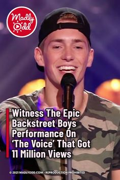 When you're auditioning for a show like The Voice, it's crucial to pick a song that not only the judges will love, but fits your vocals as well. Thijs Pot pulls out all the stops with his rendition of a famous Backstreet Boys tune. #TheVoice #BackstreetBoys #Nsync