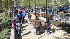 San Jacinto Plaza -