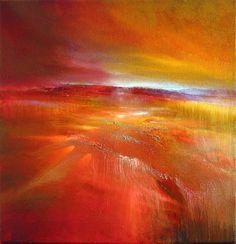 """artoffer – Art of Annette Schmucker """"Erntezeit"""" / 2008 Harvest Time"""