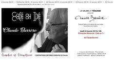 «Café ou T» de Claude Barrère Toulouse, Claude, Movie Posters, Film Poster, Billboard, Film Posters
