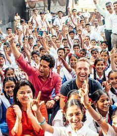 Chris in India ❤️