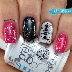 Chickettes #nail #nails #nailart
