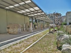 VISIT GREECE| Piraeus Archaeological Museum, #Piraeus #travel #greece Never On Sunday, Visit Greece, Planet Earth, Athens, Counting, Planets, Pergola, Museum, Outdoor Structures