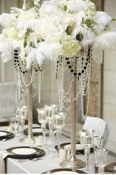 Great Gatsby Theme Party Ideas 18