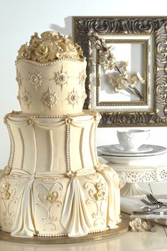 Most Popular Wedding Cakes Ideas Just For Your Wedding Day
