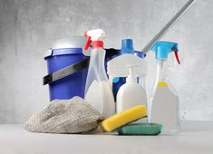 How often do you remember to sanitize your cleaning tools? The items you use for everyday cleaning, such as brooms, brushes, spray bottles and even plastic scrapers, will hold onto the dirt if you don't clean them, too, once in awhile. #CleaningTip House Cleaning Tips, Green Cleaning, Cleaning Hacks, Cleaning Products, Effects Of Black Mold, Plastic Scraper, Clean Desk, Spray Bottle, Clean House