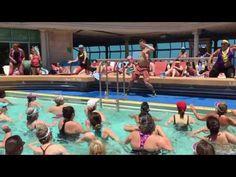 Aqua Warm Up ~ DJ francis Turn it up - YouTube