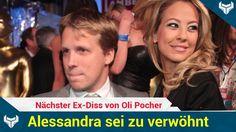 Und wieder schießt Oliver Pocher (39) bei Global Gladiators gegen eine Ex. Vergangene Woche ließ sich der Comedian eine spitze Bemerkung gegen seine letzte Freundin Sabine Lisicki (27) nicht entgehen. Und in der heutigen Sendung sorgt eine Diskussion um Kindererziehung für den nächsten Schlag  gegen Ex-Frau Alessandra Meyer-Wölden (34).   Source: http://ift.tt/2rRQwKZ  Subscribe: http://ift.tt/2r1ia6R Ex-Diss von Oli Pocher: Alessandra sei zu verwöhnt