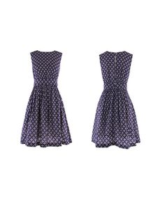 lucy dress in purple by kiki's | notonthehighstreet.com
