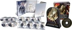 Hunger Games Catching Fire gift set Hunger Games Catching Fire, Cute Gifts, Geek Stuff, Music Instruments, Gift Sets, Packaging, Movie, Amazon, Box