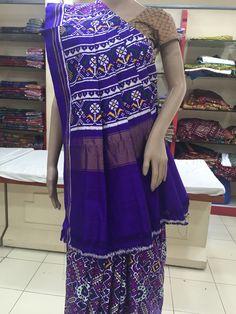 Exclusive patan patola saree Www.sindhoipatola.in