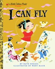 I Can Fly, Mary Blair, Little Golden Book