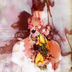 Sin Fang - Flowers (album artwork by Ingibjörg Birgisdóttir)