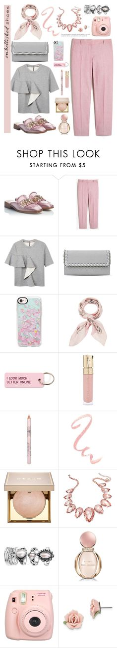 """Senza titolo #6079"" by waikiki24 ❤ liked on Polyvore featuring RAS, J.Crew, Marni, STELLA McCARTNEY, Casetify, Manipuri, Various Projects, Smith & Cult, Stila and Thalia Sodi"