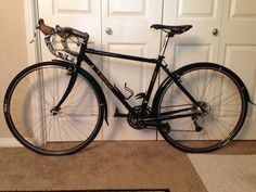 Trek 520 Touring Bike $695.00 Subcategory: road Size: 48 cm Manufacturer: trek  http://austin.reqwip.com/product/548614a56af0390b007d640f
