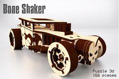 Bone Shaker - Puzzle 3D