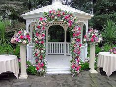 Gazebo. Gazebo Wedding DecorationsWedding ...