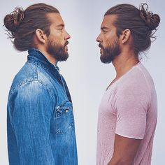Man Bun Fight Club #mbm #manbun #fightclub I am Jack's smirking revenge. By @nikkiormerod