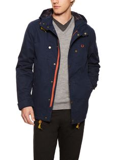 Fred Perry Pursuit Jacket