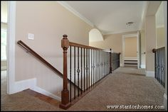 how to transition from wood to carpet - I really want to get rid of my carpeted stairs