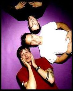 Blink-182...helped shape me! I have met all of them three times...such great experiences!
