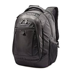 Samsonite Tectonic 2 Medium Backpack Black One Size >>> You can get more details by clicking on the image.